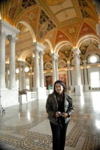Susana Enriquez, Washington DC, USA